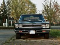 1968 Plymouth Sport